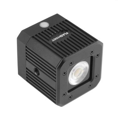 Wasserdichte Aluminium-Legierungswürfel-LED-Videoleuchte