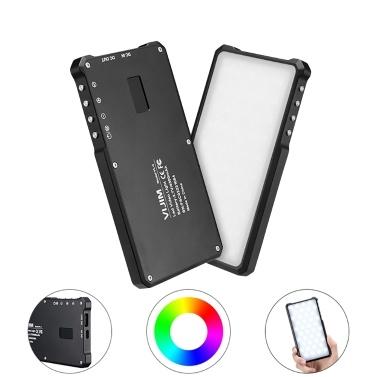 VIJIM VL-3 Tragbares RGB-LED-Videolicht Fotografie Fülllicht
