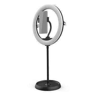 Portable 10 Inches LED Ring Light Foldable Design Circle Light