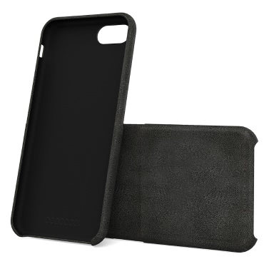 dodocool PU Leather Phone Wallet Case Protective Shell with Credit Card Holder Slot for 4.7-inch iPhone 7  Black