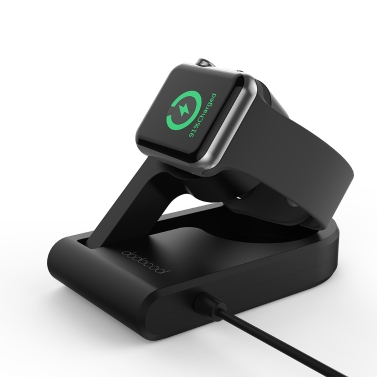 dodocool MFi Certified Foldable Magnetic Charging Dock Holder Stand for Apple Watch