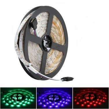 DC 12V LED-Lichtleisten 5M 3528 300 LEDs Lichtleiste Flexibles LED-Nachtlicht