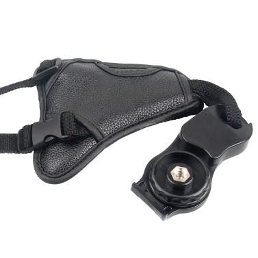 PU-Handgriff Handschlaufe Fotozubehör für Nikon Canon Sony Kamera
