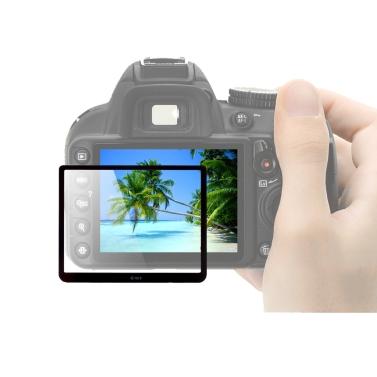 GGS optisches Glas DSLR LCD Schirm Schutz Displayschutzfolie für Nikon 3100