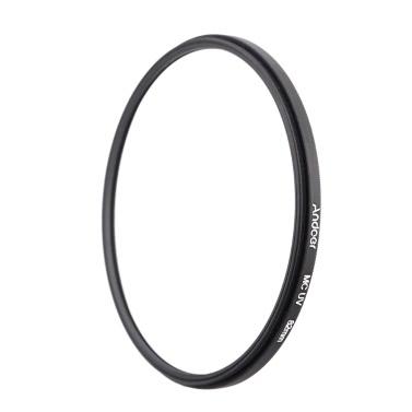 82mm Ultra Thin Multi-Coated MC UV ultravioletter Filter Objektiv-Schutz für Canon Nikon DSLR-Kamera