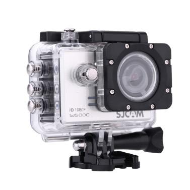 "SJCAM SJ5000 Action Sport-wasserdichte Kamera DV Novatek 96.655 14MP 2.0 ""LCD HD 1080P 170 Grad-Weitwinkelobjektiv Tätigkeits-Kamerarecorder DVR FPV"