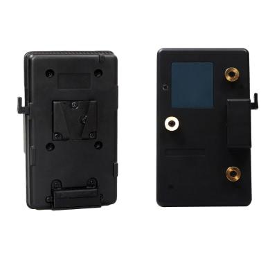 Konverter-Platte-Halterung für V-Mount Akku für Anton Bauer Gold Sony Akku Panasonic Kamera A-GP-S