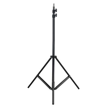 2m / 6.6ft Foto Studio Licht Stand Set