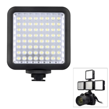 24% OFF Godox LED64 Video Light 64 LED Lights,limited offer $19.49