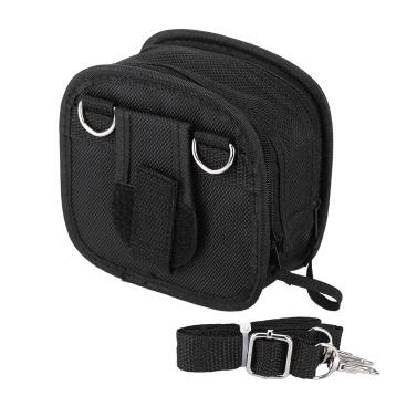 9in1 Filter Lens Wallet Case Bag for 25mm-95mm UV CPL Camera Lens