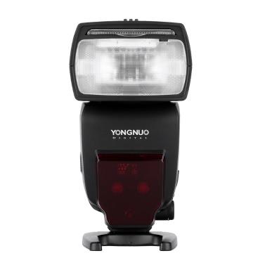 YONGNUO YN685 E-TTL HSS 1/8000s GN60 2.4G Wireless Flash Speedlite Speedlight for Canon DSLR Cameras Compatible with YONGNUO 622C/603 wireless system