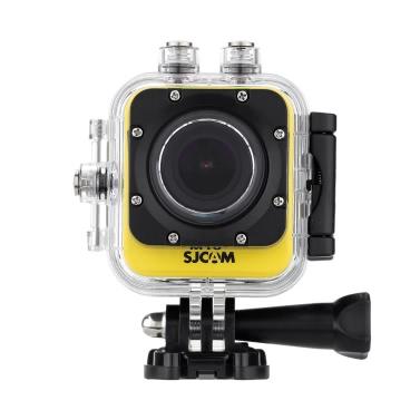 SJCAM M10+ Wifi Mini DV Full HD 2K(2560*1440) 1080P 60fps 12MP Novatek 96660 Diving 30M Helmet Car DVR Outdoor PC Action Sports Camera Camcorder with Waterproof Case