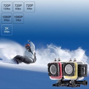 SJCAM M10+ Wifi Mini DV Full HD 2K(2560*1440) 1080P 60fps 12MP Novatek  96660 Diving 30M Helmet Car DVR Outdoor PC Action Sports Camera Camcorder  with