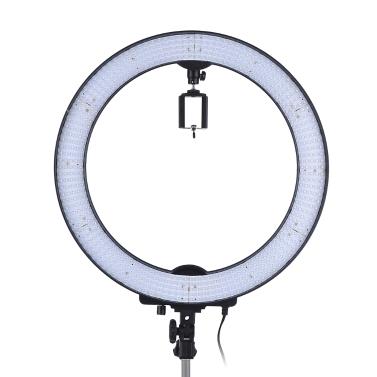 Andoer LA-650D 5500K 40W Ring Digital Fotostudio Licht