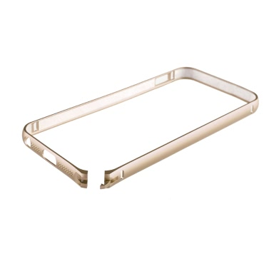 dodocool Ultrathin Lightweight Metal Aluminum Bumper Frame Shell Case Protective Cover for iPhone 5 5S