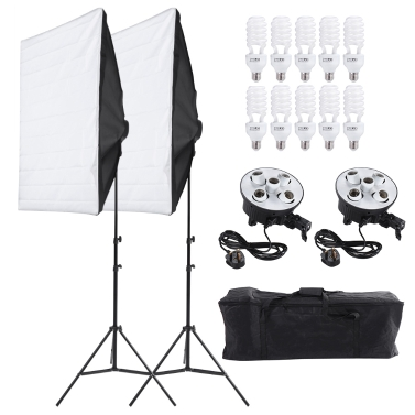 Foto Studio Video Continuous Lighting Kit Ausrüstung