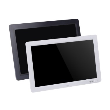 """Andoer 12 """"HD TFT-LCD 1280 * 800 Vollansicht Digitaler Bilderrahmen Wecker MP3 MP4 Movie Player mit Remote Desktop"""