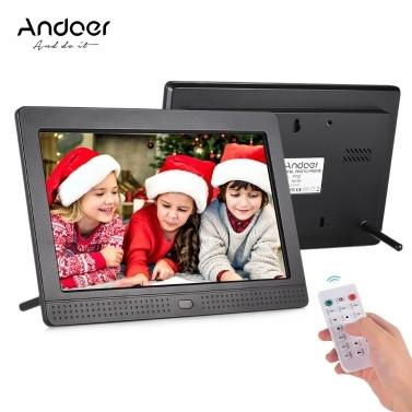 Andoer P702 7インチLEDデジタルフォトフレーム