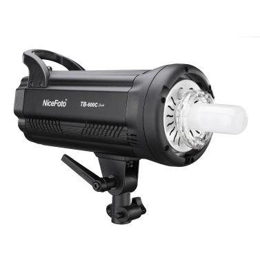 NiceFoto TB-600C Professional 600W Studio Flash Light