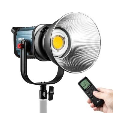 WeeyLite ninja 400 Intelligentes zweifarbiges COB-LED-Videolicht 2500K-8500K mit kontinuierlicher Ausgabe Bowens Mount Studio Light