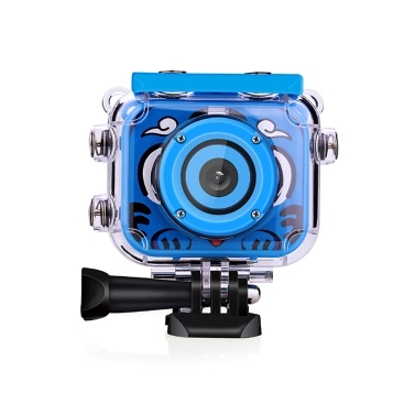 Kinder Digitale Videokamera Action Sport Kamera 1080 P 12MP Wasserdichte 30 Mt Eingebaute Lithium-Batterie Weihnachtsgeschenk Neues Jahr Geschenk für Kinder Jungen Mädchen