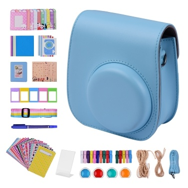 12-in-1 Instant Camera Accessories Bundle Kit