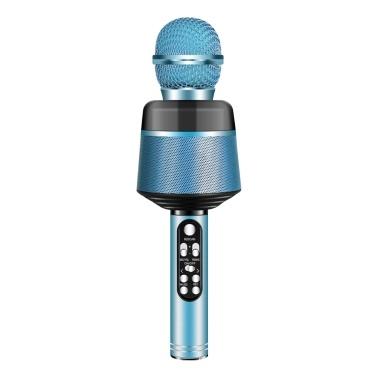 Drahtloses Smartphone Karaoke Player Handmikrofon