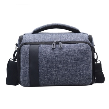 Camera Bag SLR/DSLR Gadget Bag Padding Shoulder Carrying Bag