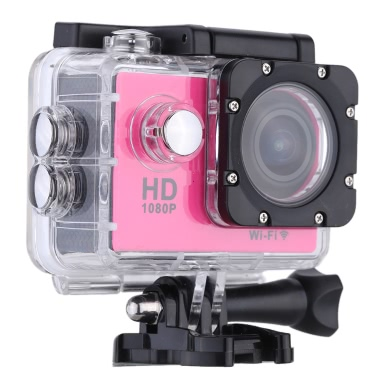 W9B 1080P Waterproof Action Sports Camera