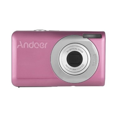Andoer 16MP 720P HD Digitalkamera Video Camcorder