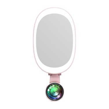 Rechargeable Selfie Ring Fill-in Light Lamp
