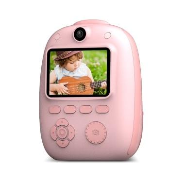 TOMTOP Kleine digitale Kinderkamera für Mädchen und Jungen Sofortdruckkameras