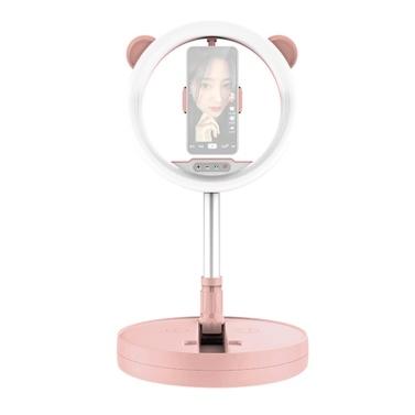 Portable LED Ring Light Foldable Circle Light Lamp