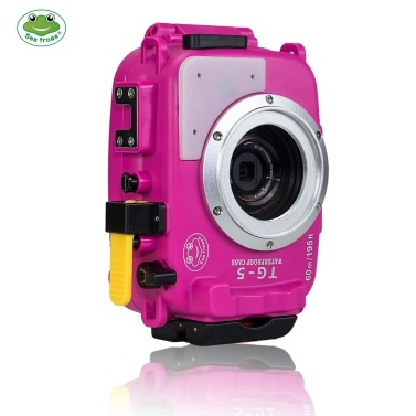 Sea frogs Camera Waterproof Housing Diving Case Protective Shell