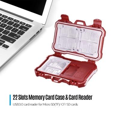 Viltrox CP100-3.0USB  Memory Card Reader Card Case