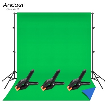 Andoer Professional Studio Photography Backdrop Kit