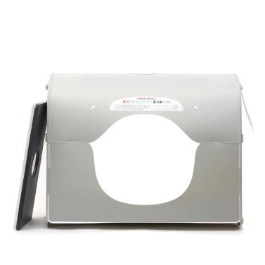 """SANOTO K60 24 """"x 18"""" professionelle Portable LED-Foto Studio gedreht Box eingebaute Beleuchtung Studio Mini stufenlos dimmen Lichtkasten"""