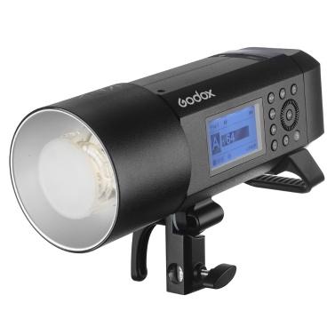 Godox WITSRO AD400Pro All-in-One Outdoor-Blitzlicht Speedlite TTL Auto-Blitz GN72 1/8000 s HSS 2,4G Wireless X System Eingebaute Lithium-Batterie