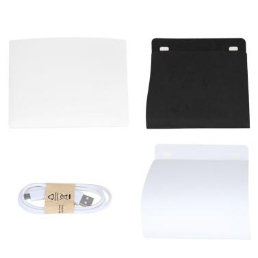 200mm Mini Fotostudio faltbar Leuchtkasten Fotografie Studio Softbox