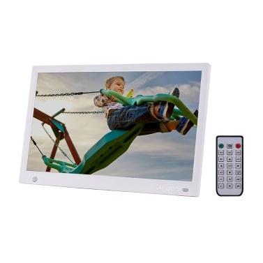 Andoer 15.6 Inch 1920*1080 IPS LED Digital Photo Frame