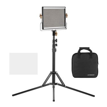 Andoer Portable Video Light Panel Einfüllleuchte