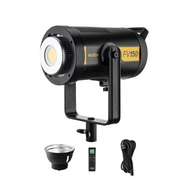 Godox FV150 1 / 8000s Hochgeschwindigkeits-Sync-LED-Blitzlicht