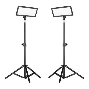 CM-280D Fotolicht und Ständer-Kit Super Slim LED-Videolicht