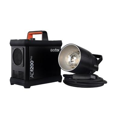 Godox AD1200Pro Batteriebetriebenes Flash-System 1200 Ws Ausgangsleistung