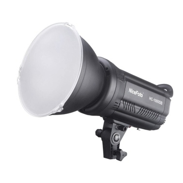 NiceFoto HC-1000SB Photography LED Video Light