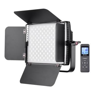 Tolifo GK-S60RGB 60W RGB LED Video Light 3200K-5600K Dimmable Photography Fill Light