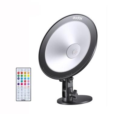 Godox CL10 RGB LED Light Multicolor Webcasting Ambient Light 10W