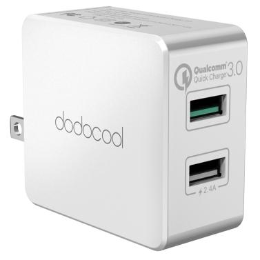 dodocool 30W podwójna ładowarka ścienna USB