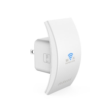 dodocool N300 WiFi Extender Wi-Fi Range Extender Signal Booster Repeater/AP Mode with Ethernet Port 2.4GHz 300Mbps