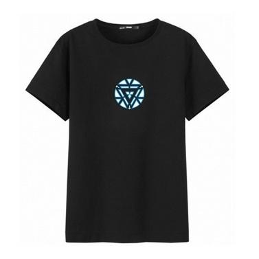Iron Man3 LED T-Shirt